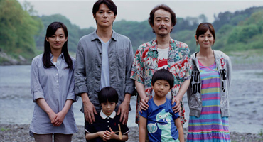 "2014 Eiga Sai goes to Davao and Cebu featuring Cannes Jury Prize film ""Like Father, Like Son"""