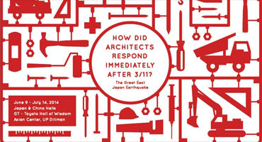 How Did Architects Respond Immediately After 3/11?