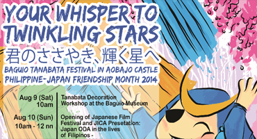 Philippines-Japan Friendship Month in Baguio Festival plans
