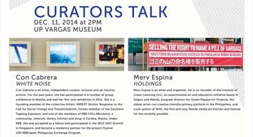 Forces at Work: Curators Talk