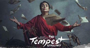 PETA presents The Tempest Reimagined; a Filipino adaptation of the Shakespeare classic