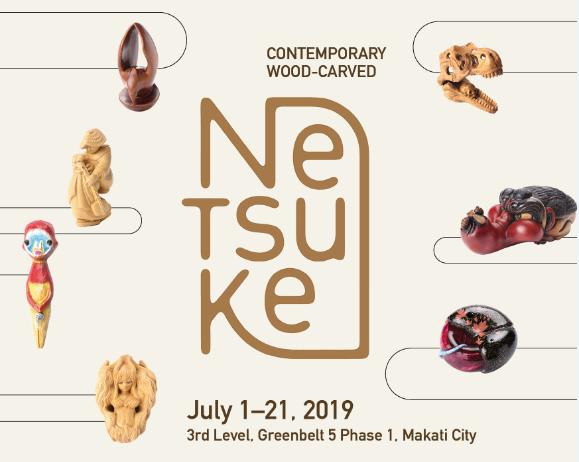 Japanese Netsuke Exhibition opening on July 1