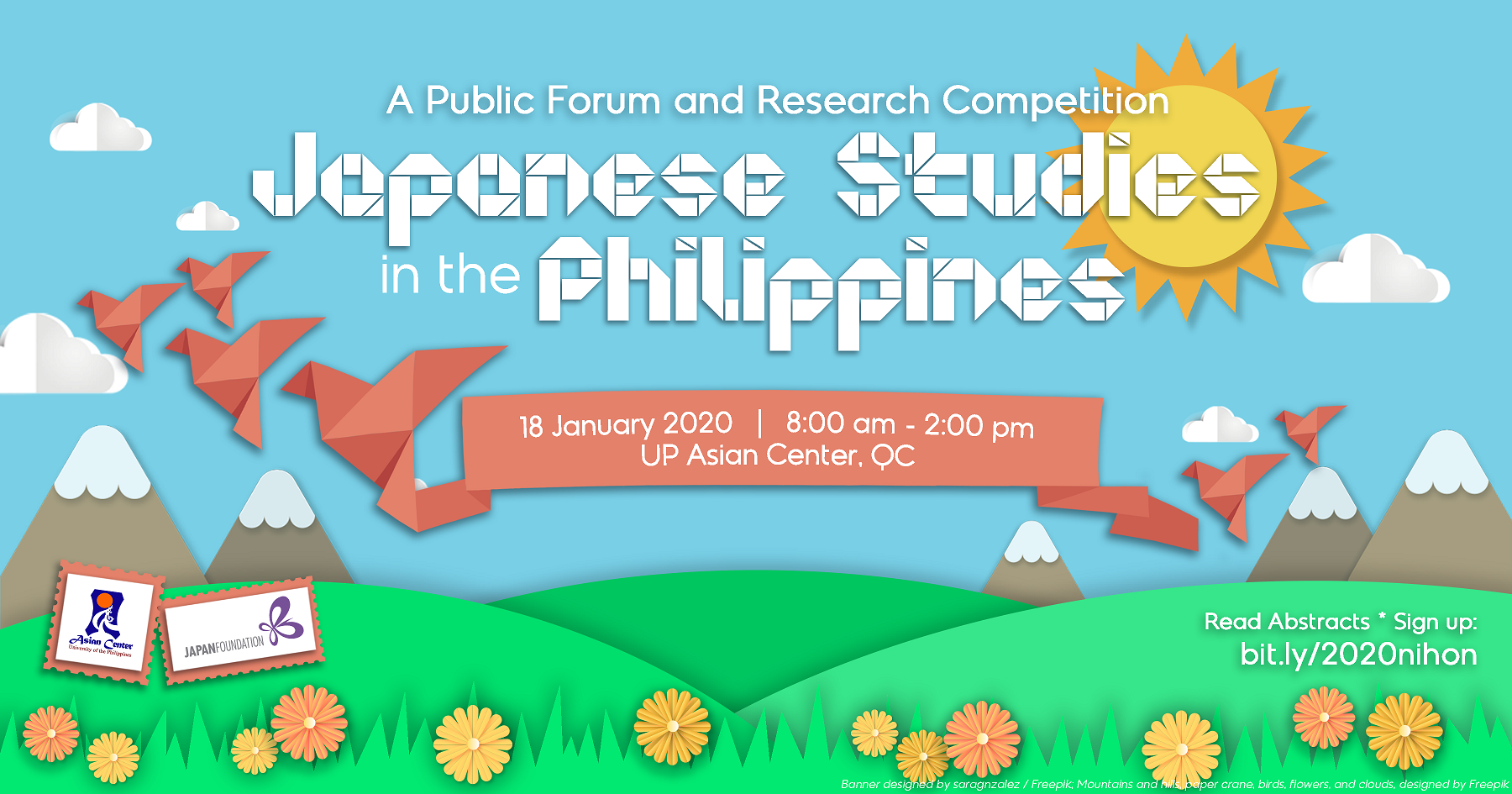 Japanese Studies in the Philippines: A Forum and Research Competition